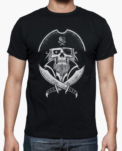 Tee-Shirt Homme - Capt Pirate