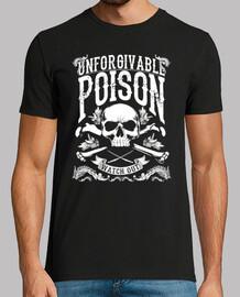 Tee-Shirt Homme - Dark Skull Poison