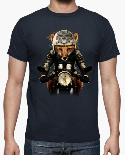 Tee-shirt Homme - Fox biker