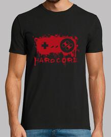 Tee-Shirt Homme - Hardcore Game Pad