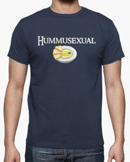 Tee-shirt hummusexual