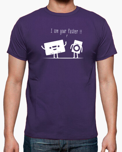Tee-shirt I am your father