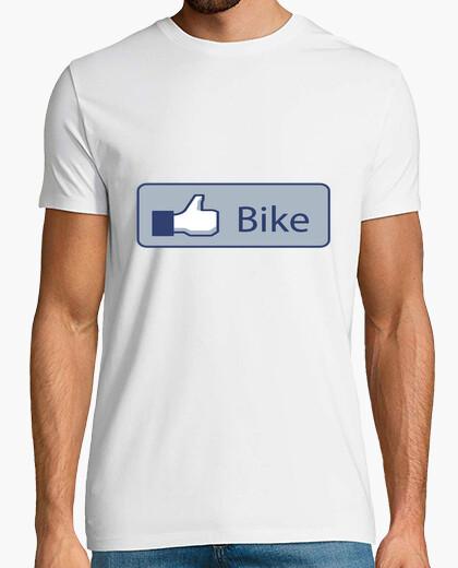 Tee-shirt i like vélo