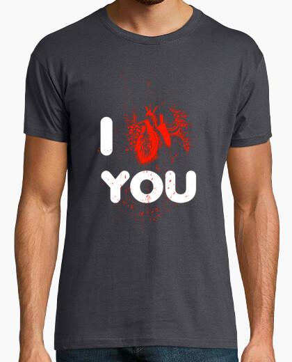 Tee-shirt I love you