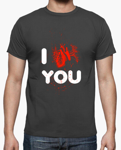 Tee-shirt I love you