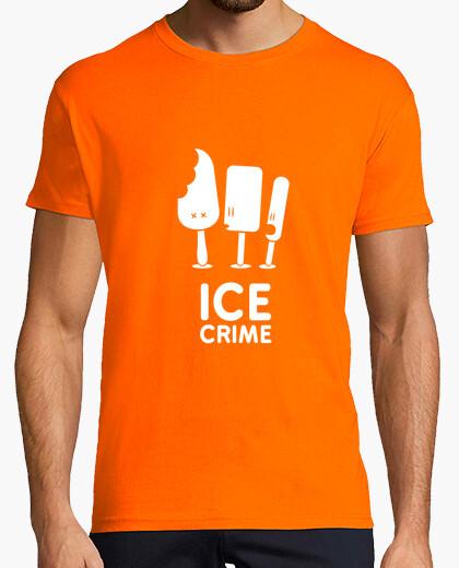 Tee-shirt Ice Crime