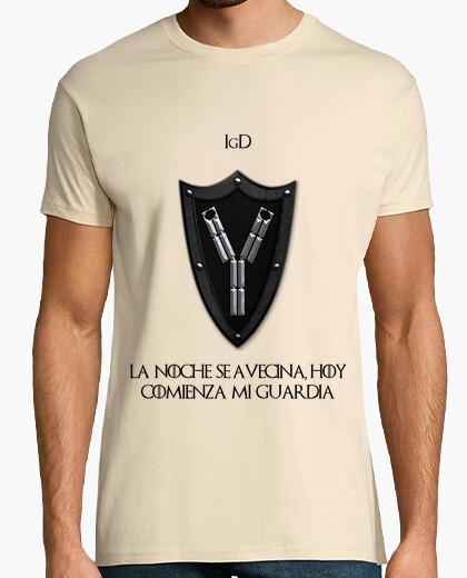 Tee-shirt igd castellano clara hmc