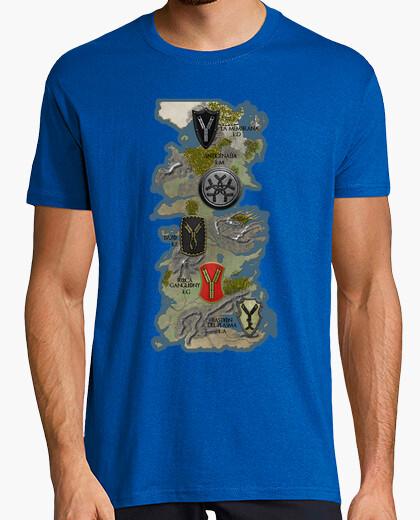 Tee-shirt immunos castellano clara hmc