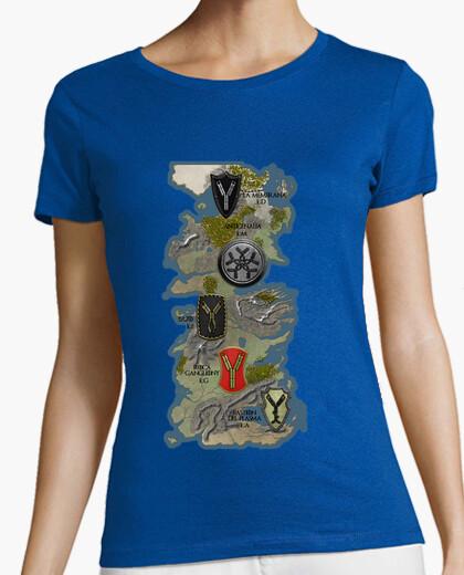 Tee-shirt immunos castellano clara mmc