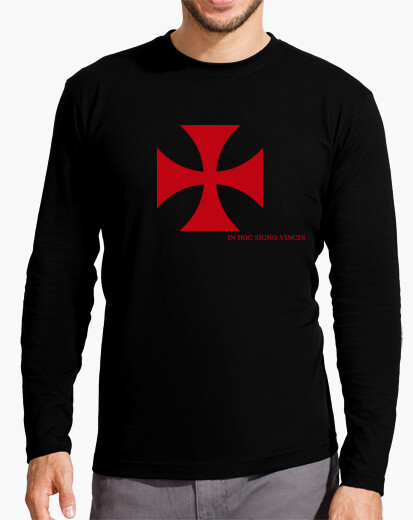 Tee-shirt in hoc signo vinces