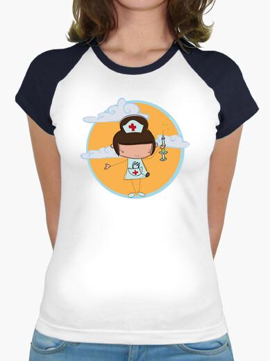 Tee-shirt infirmière