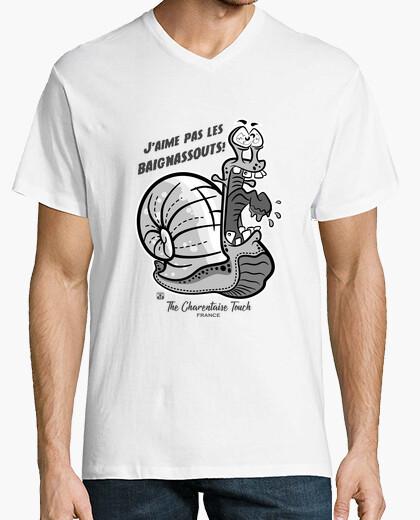 Tee-shirt J'aime pas les Baignassouts