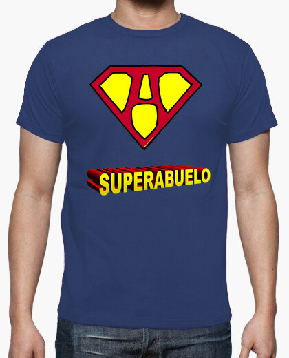 Tee-shirt je superabuelo