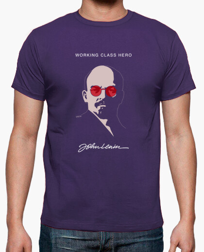 Tee-shirt john lénine