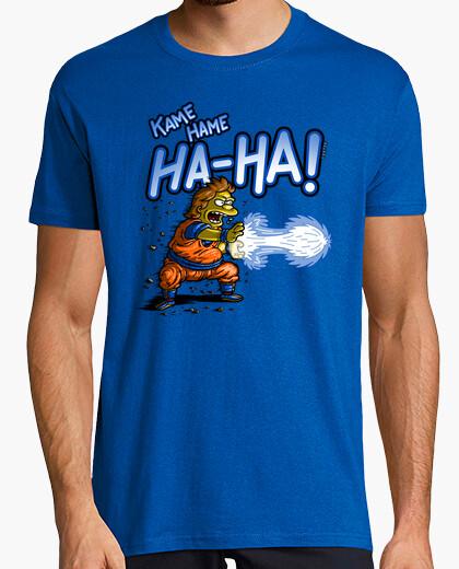 Tee-shirt kame hame ha ha! chemise