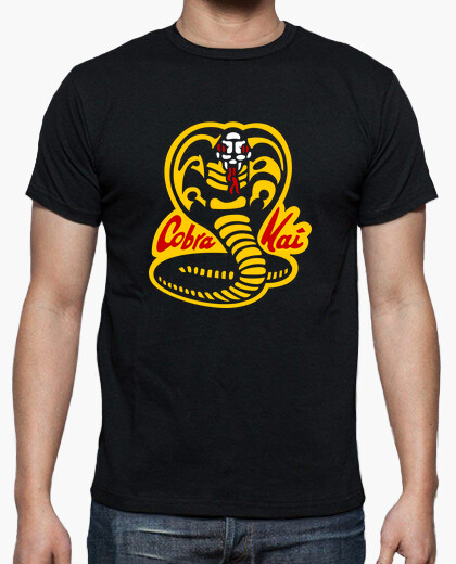 Tee-shirt Karate Kid: Cobra Kai