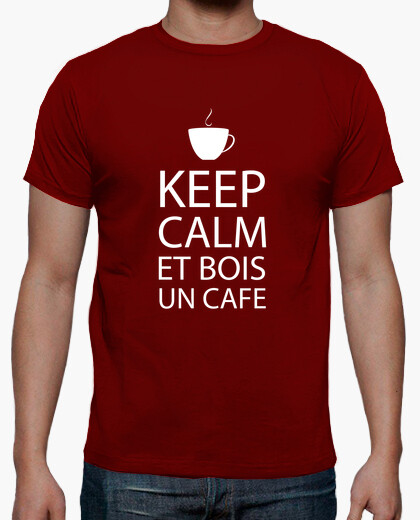 Tee-shirt Keep Calm ...