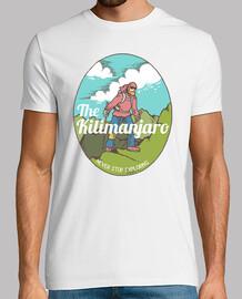 tee-shirt kilimanjaro scouts rétro
