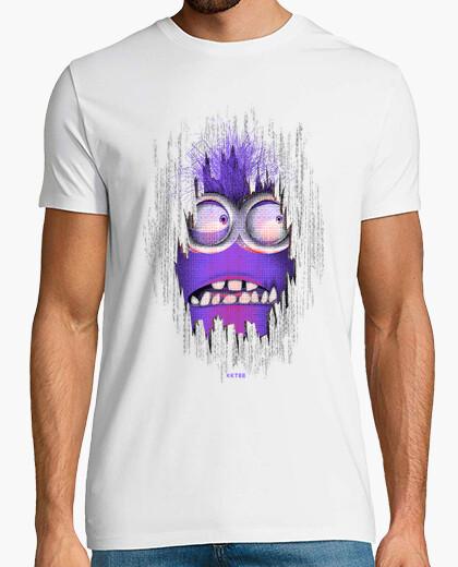 Tee-shirt la chemise de minionning
