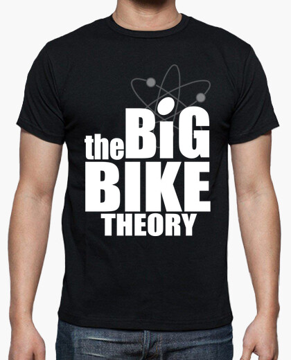 Tee-shirt la moto noire