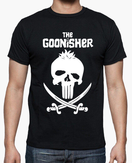 Tee-shirt le goonisher