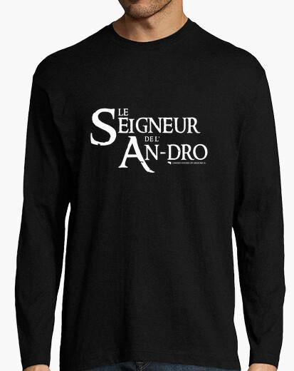 Tee-shirt Le seigneur de l'an-dro - Manche longue homme