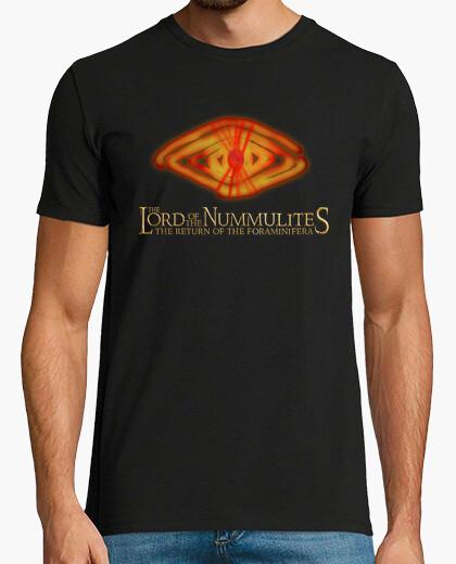 Tee-shirt le seigneur des nummulites