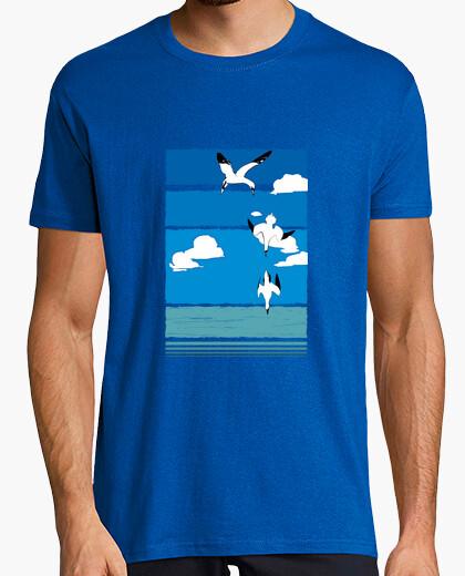 Tee-shirt les oiseaux