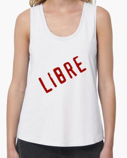 Tee-shirt Libre