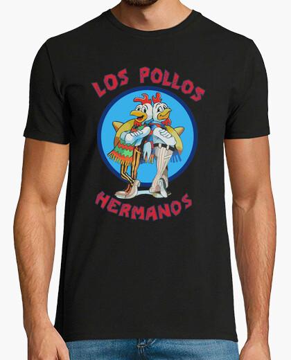 Tee-shirt Los Pollos Hermanos - Breaking Bad