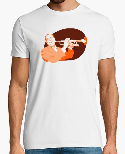 Tee-shirt Louis Armstrong