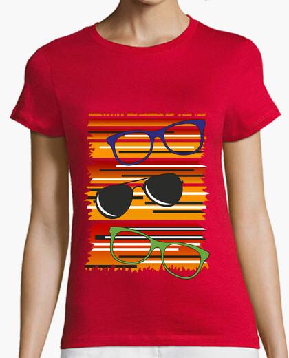 Tee-shirt lunettes
