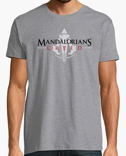 Tee-shirt man daloriens creed v2