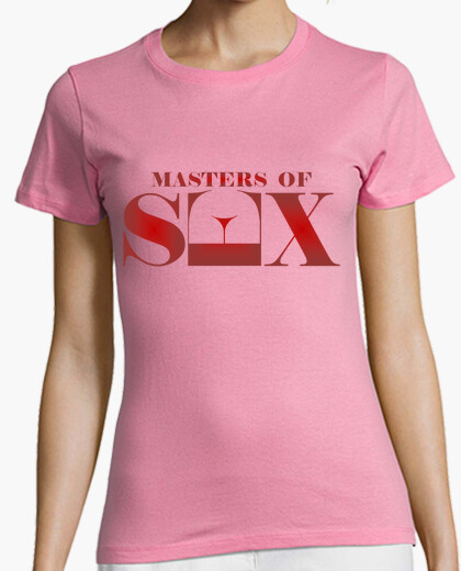Tee-shirt masters of sex