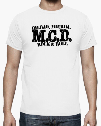 Tee-shirt mcd