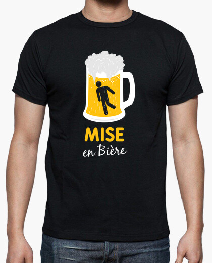 Tee-shirt Mise en Bière