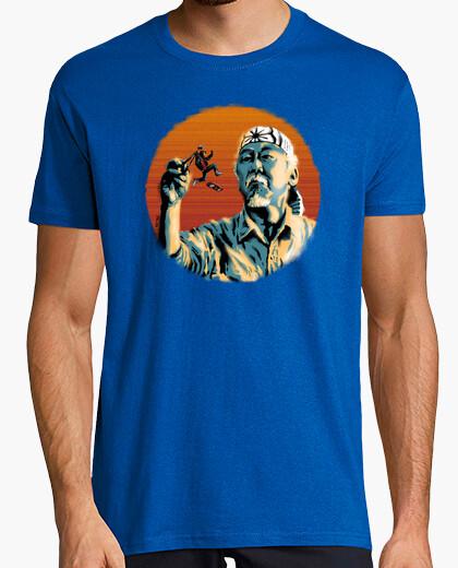 Tee-shirt mr. mcfly & miyagi marty t