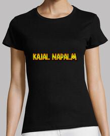 tee-shirt napalm  femme  kajal