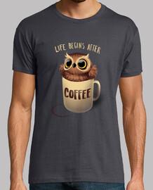 tee-shirt noctambule