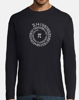 tee-shirt nombre irrationnel pi - maths