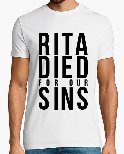 Tee-shirt nos péchés