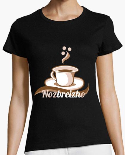 Tee-shirt Nozbreizho - T-shirt femme