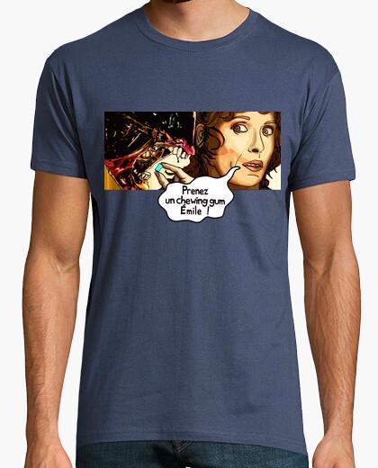 Tee-shirt Odile vs alien TsH