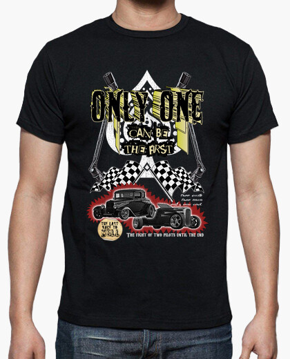 Tee-shirt Only one (h)