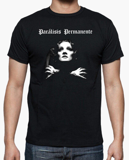 Tee-shirt paralysie permanente