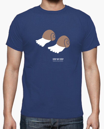 Tee-shirt pas à pas