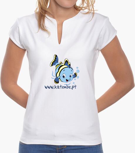 Tee-shirt peixito blouse katembe