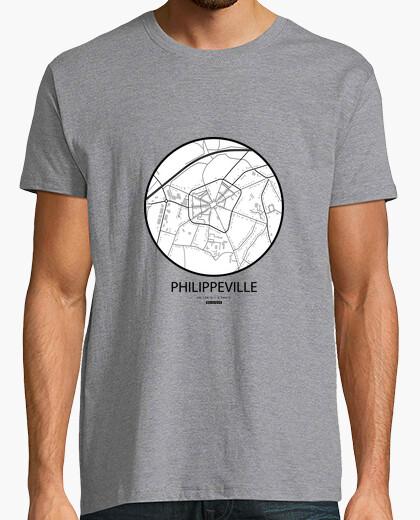 Tee-shirt Philippeville carte