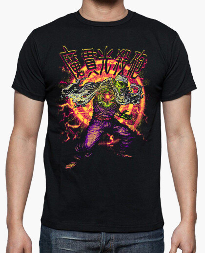 Tee-shirt piccolo attack chemise