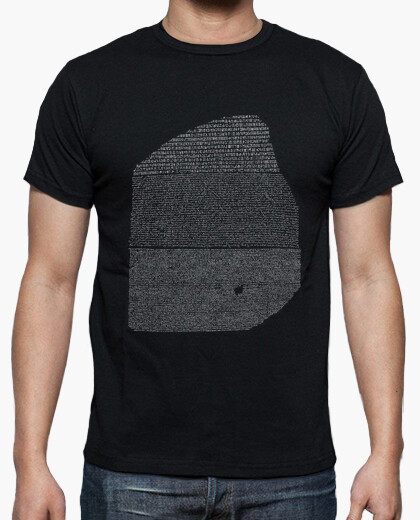 Tee-shirt Pierre de Rosette